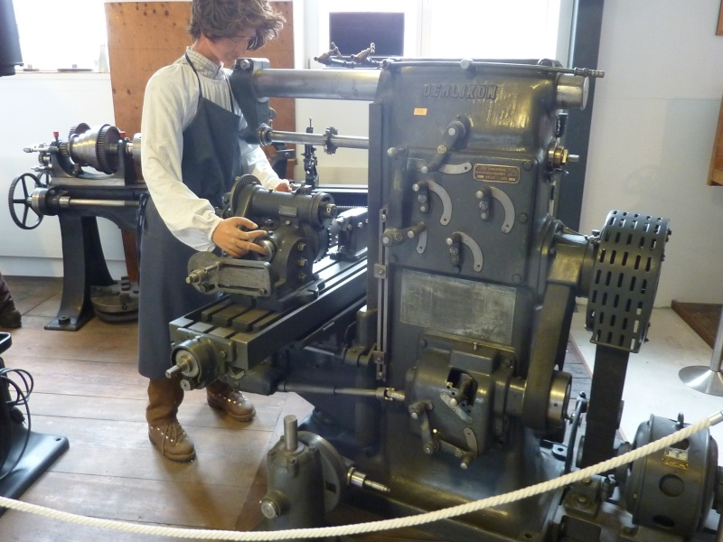 Un musée exceptionnel, le Musée de machines anciennes Muller P1050516