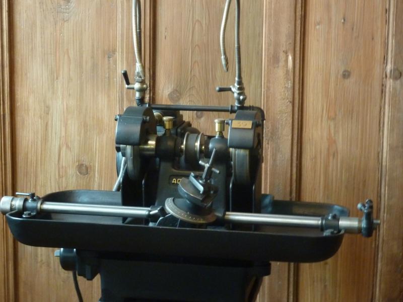 Un musée exceptionnel, le Musée de machines anciennes Muller P1050518