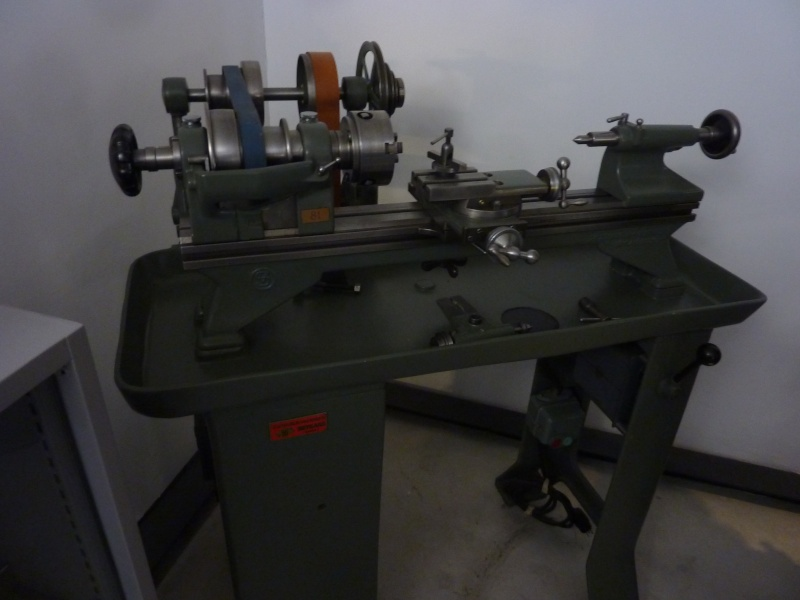 Un musée exceptionnel, le Musée de machines anciennes Muller P1050519