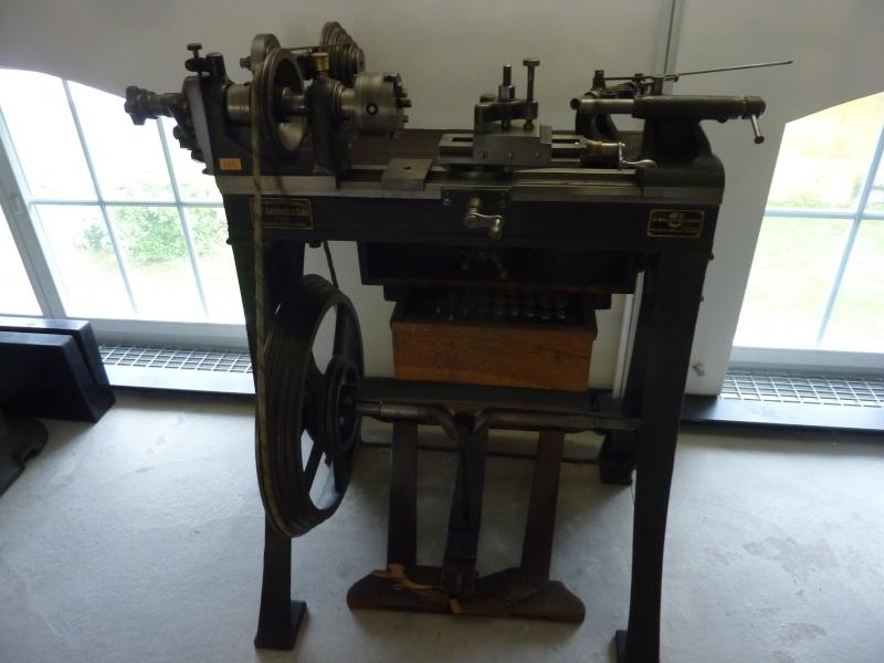 Un musée exceptionnel, le Musée de machines anciennes Muller P1050521
