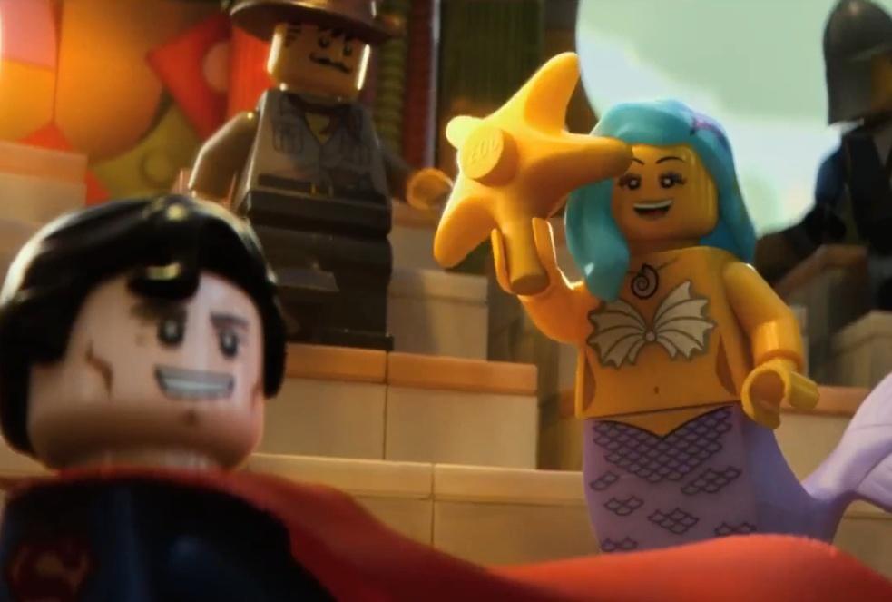 The LEGO Movie Johnny10