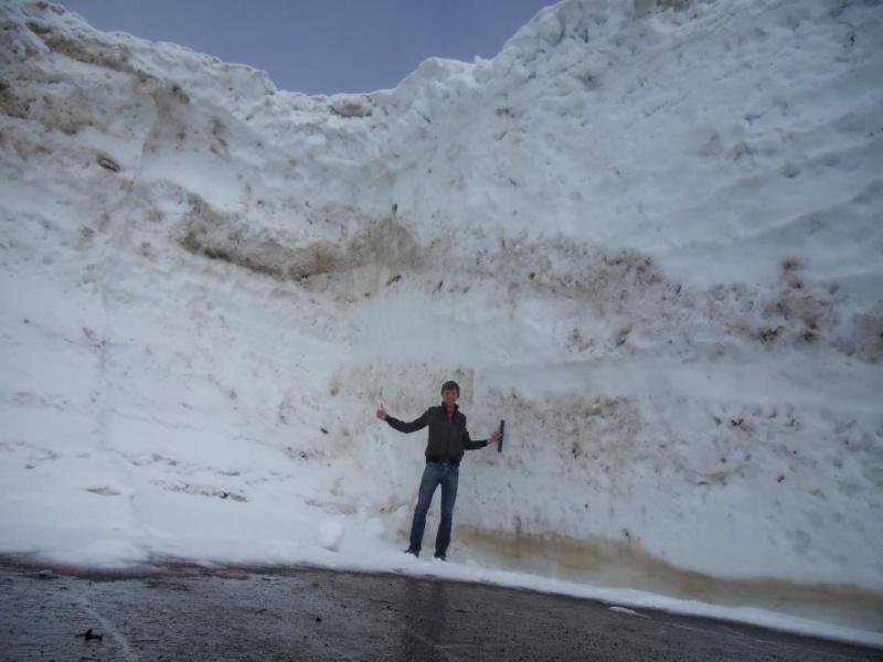 Ouverture des grands cols alpins 93522710