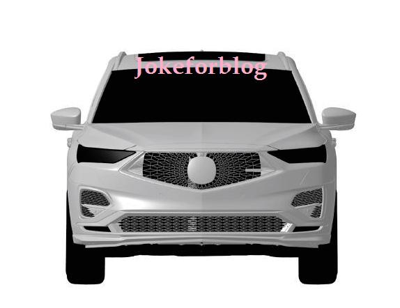 2020 - [Acura] MDX 110