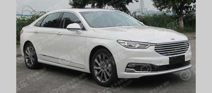 2015 - [Ford] Taurus VII - Page 2 111