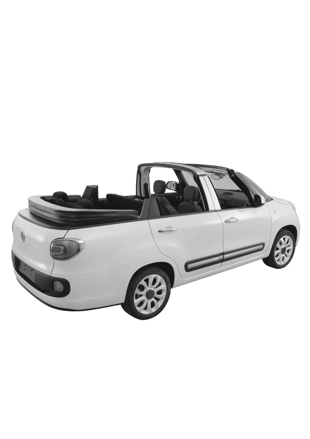 2017 - [Fiat] 500L restylée - Page 3 113