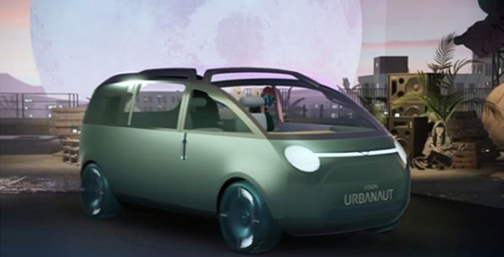 2020 - [Mini] Vision Urbanaut 1w10