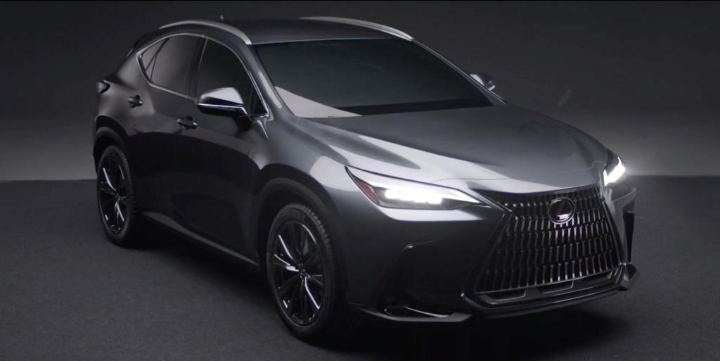 2021 - [Lexus] NX II 1w11