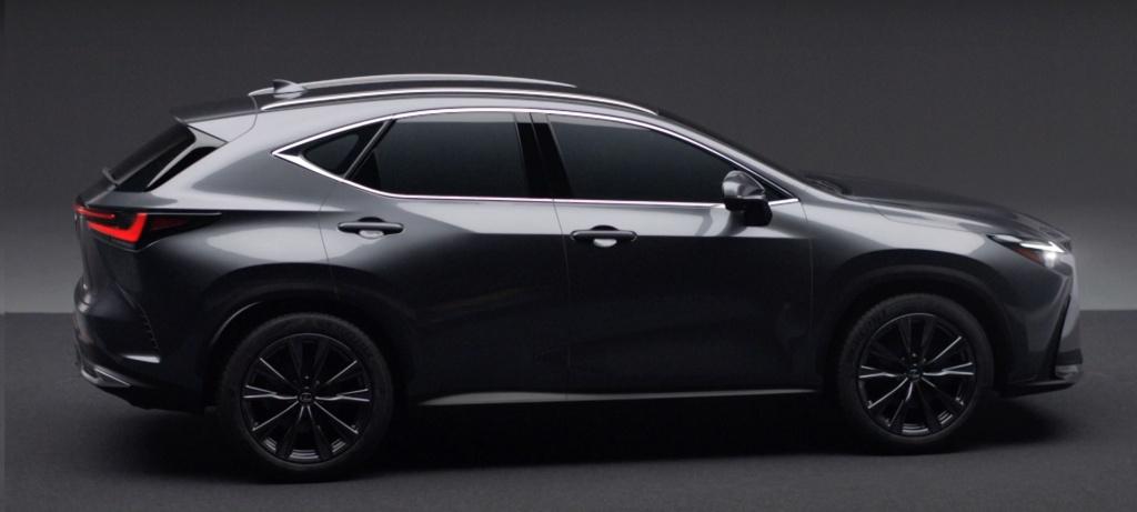 2021 - [Lexus] NX II 215