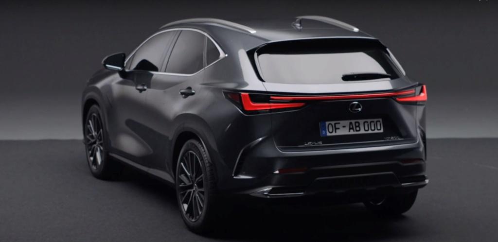 2021 - [Lexus] NX II 315