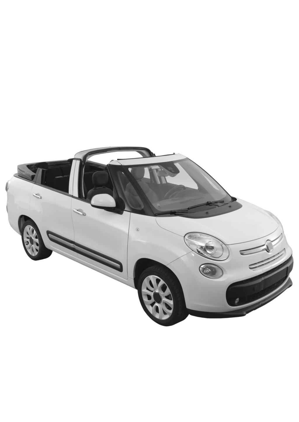 2017 - [Fiat] 500L restylée - Page 3 410