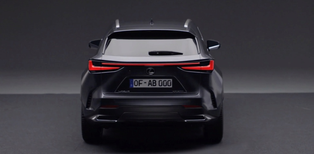 2021 - [Lexus] NX II 412
