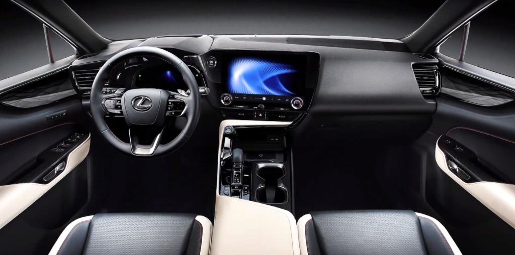 2021 - [Lexus] NX II 510