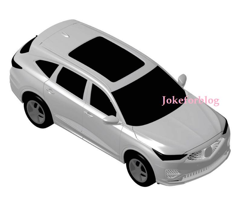 2020 - [Acura] MDX 510