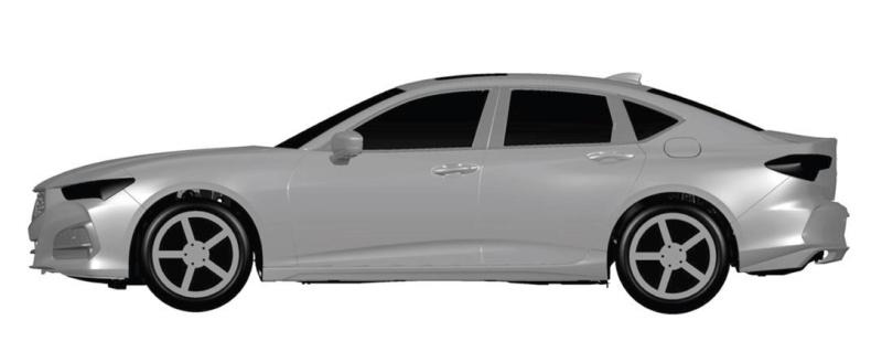 2020 - [Acura] TLX Data0010
