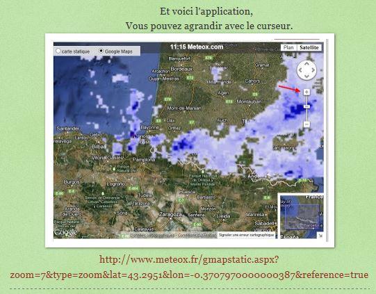 Le Radar de la pluie Captur12