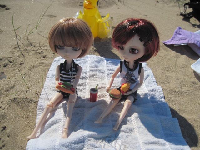 [La Bande à Hito] Nemo et Akane, l'eau et le feu... (p.2) - Page 2 01010