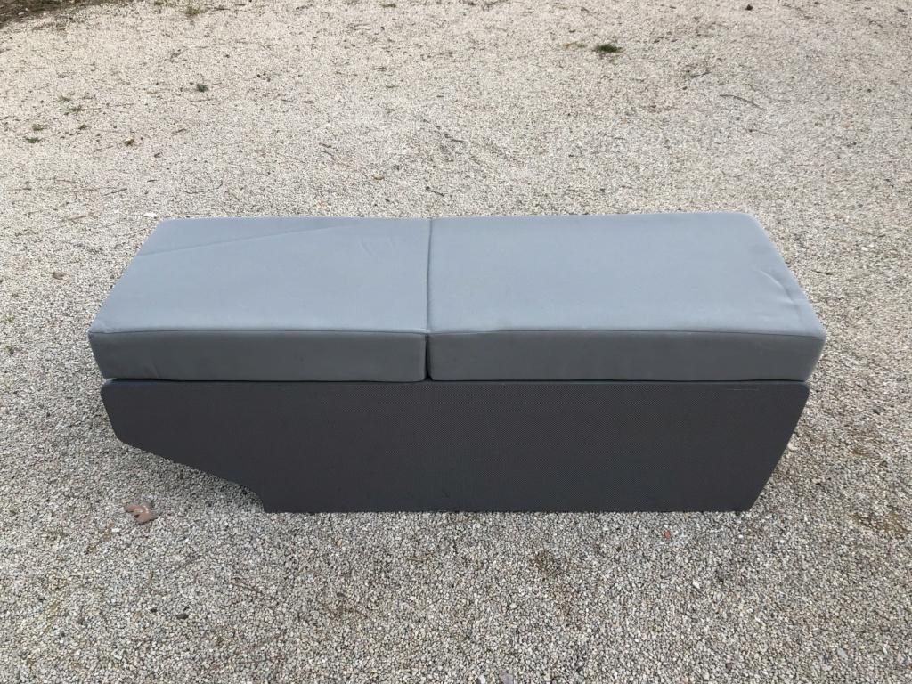 Coffre de rangement latéral California Beach D8485110
