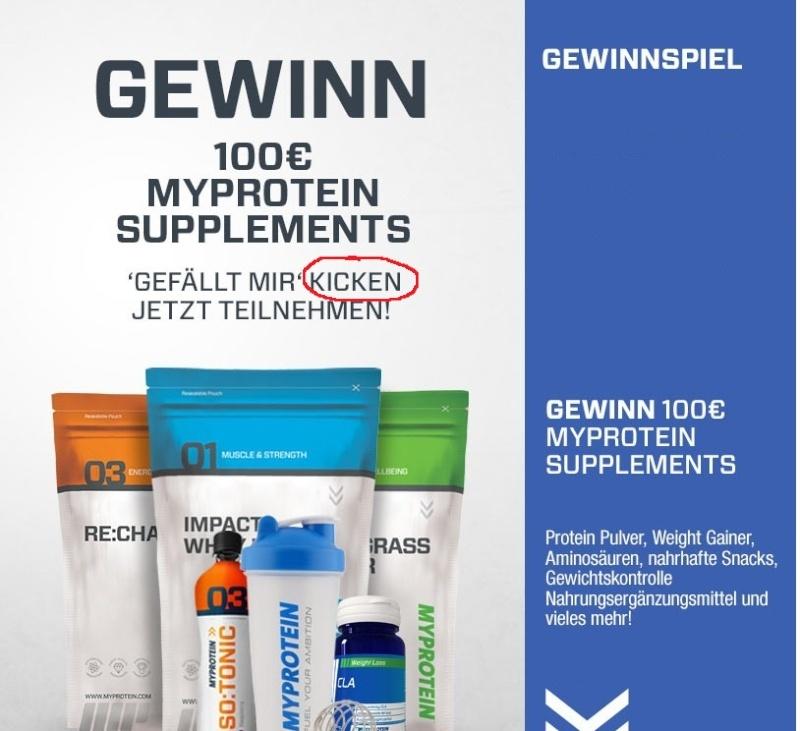 Der offizielle VSG MyProtein-Thread I_like11