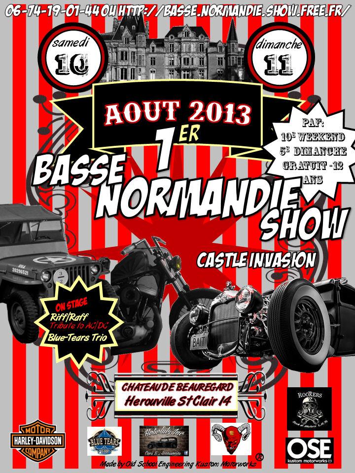 1 er BASSE NORMANDIE SHOW  2013af10