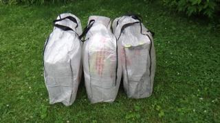Optimaliser le rangement des bagages sur le Brompton Dsc03016
