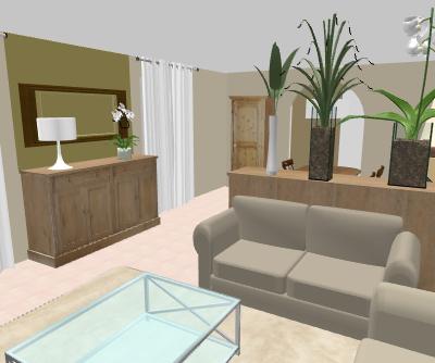Défis à relever : aidez-moi à relooker mon séjour salon ! Caramb17