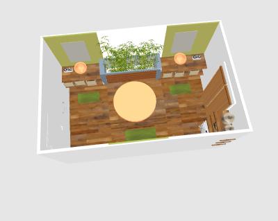 La Salle de bain - EDIT Projet mis entre-parenthèse pour l'instant .. sniff Datcha11
