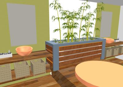 La Salle de bain - EDIT Projet mis entre-parenthèse pour l'instant .. sniff Datcha14