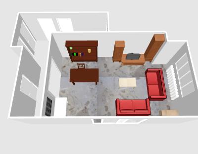 Choix de couleurs : Pièce à vivre/entrée/couloir, besoin de conseils ! Nouveau : Photos avant/après Phrama13
