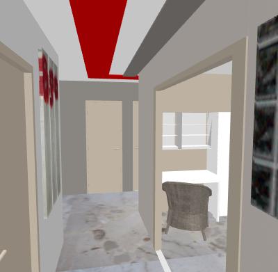 Choix de couleurs : Pièce à vivre/entrée/couloir, besoin de conseils ! Nouveau : Photos avant/après Phrama14