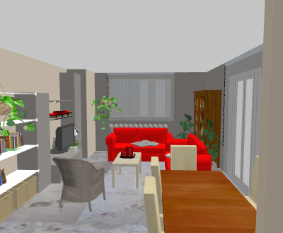 Choix de couleurs : Pièce à vivre/entrée/couloir, besoin de conseils ! Nouveau : Photos avant/après Phrama17