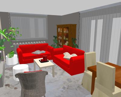Choix de couleurs : Pièce à vivre/entrée/couloir, besoin de conseils ! Nouveau : Photos avant/après Phrama18