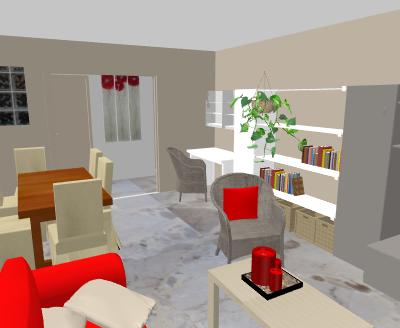 Choix de couleurs : Pièce à vivre/entrée/couloir, besoin de conseils ! Nouveau : Photos avant/après Phrama19