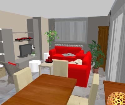 Choix de couleurs : Pièce à vivre/entrée/couloir, besoin de conseils ! Nouveau : Photos avant/après Phrama21