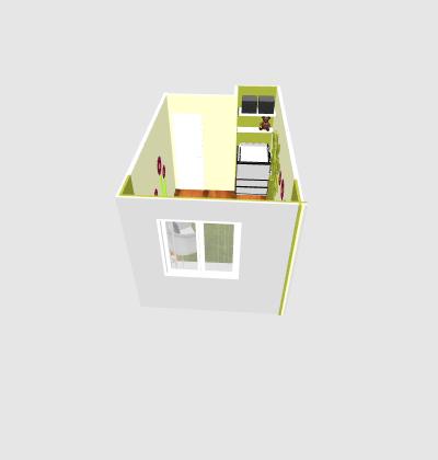 idée déco/peinture pour chambre bébé Solenn10