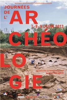 BRANCION Journées nationales de l'archéologie juin 2013 Archao10