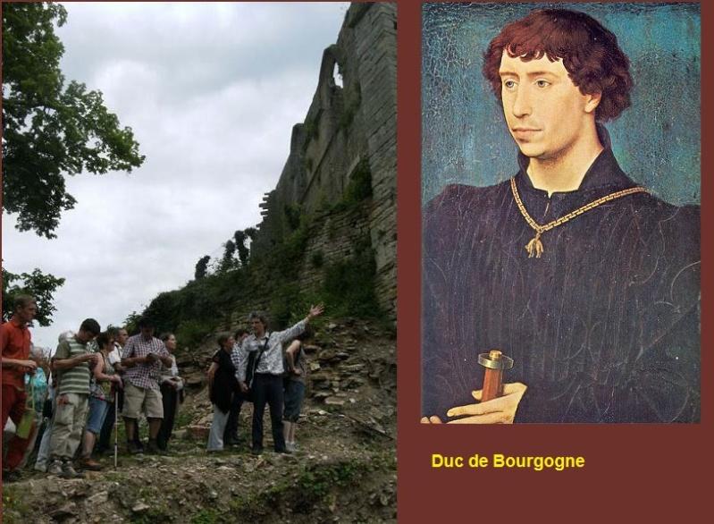 BRANCION Journées nationales de l'archéologie juin 2013 Bourgo10