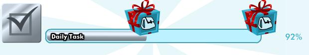 Wishing Well: Level 2 Bronze Daily Tasks Reward Screen10