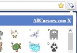 AllCursors 1.0.2 - Αλλάξτε τον κέρσορα στον Chrome Allcur10