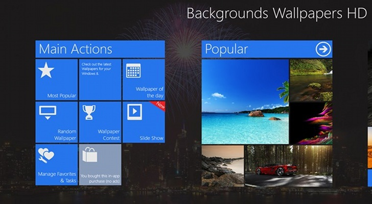Backgrounds Wallpapers HD 1.0.3.6 Backgr10