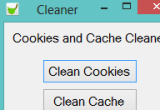 Cleanup 1.0.0.0 [NEO] - Εκκαθάριση του Browser σας με ένα μόνο κλικ! Cleanu10