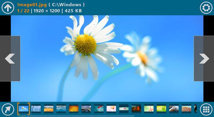 Picture - Εφαρμογή προβολής εικόνων για τα Windows 8 Downlo11