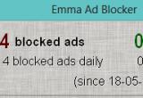 Emma Ad Blocker 1.1.0.1 - Μπλοκάρει τις διαφημίσεις σε όλες τις μεγάλες μηχανές αναζήτησης Emma-a10