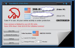 Free Hide IP 3.8.9.2 - Το καλύτερο ελεύθερο λογισμικό Προστασίας Προσωπικών Δεδομένων  Free_h10