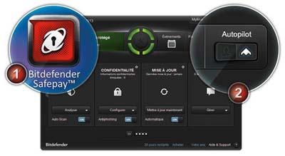 Bitdefender Safepay 1.0.1.90 Beta - Κορυφαία προστασία για τις online συναλλαγές! Interf10