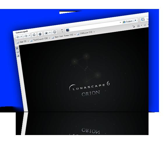 Lunascape 6.8.10.27186 Firefox, Chrome και Internet Explorer μαζί! Orion_10