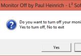 Monitor Off - Σβήνει την οθόνη σας όταν ακούτε μουσική ή όταν κάνετε scan για ιούς Ph-mon10