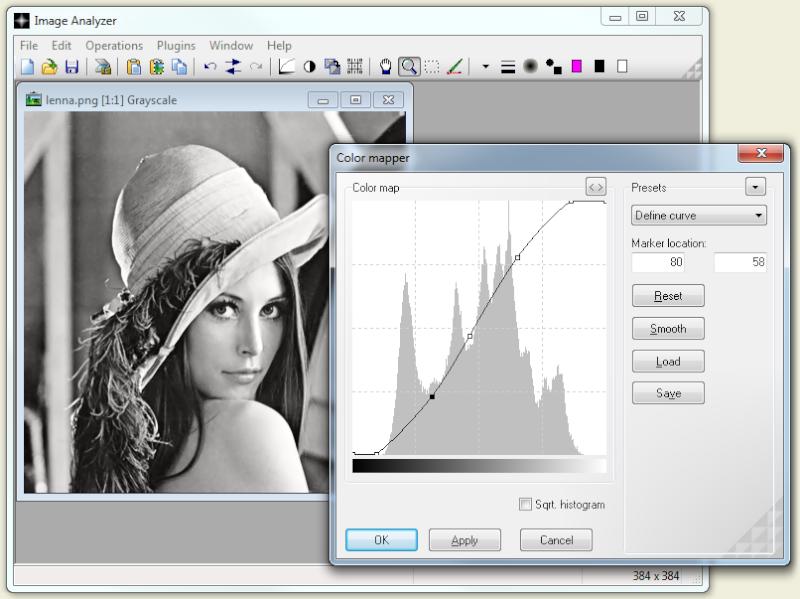 Image Analyzer 1.38 - Αναλύστε και επεξεργαστείτε τις φωτογραφίες σας Screen14