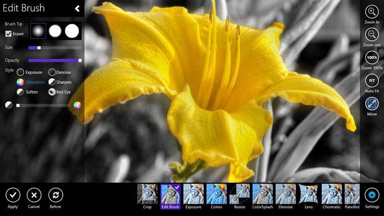 Fhotoroom 1.7.0.18 - Βελτιώστε τις φωτογραφίες σας με ευκολία Screen59