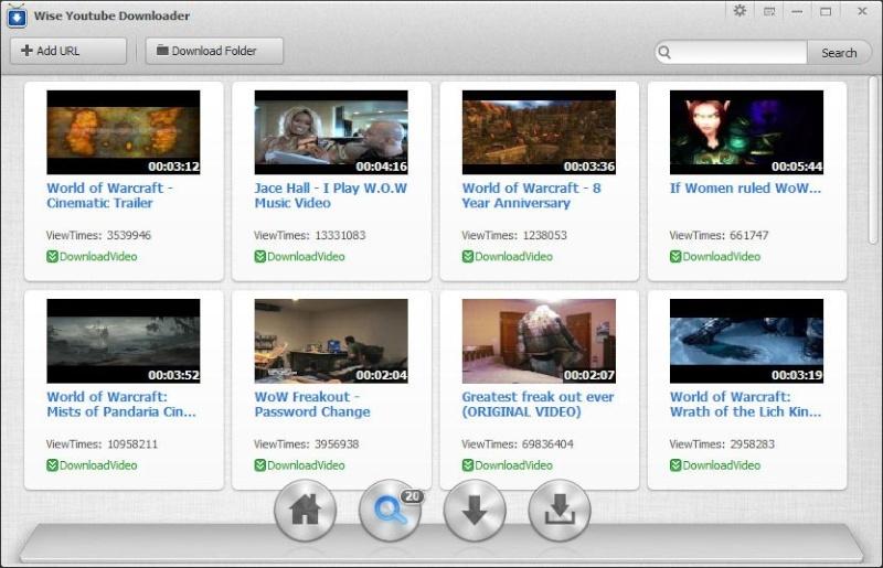 Wise Youtube Downloader 1.36.62 Final - Αναζητήστε και να κατεβάστε τα αγαπημένα σας βίντεο στο YouTube Search10