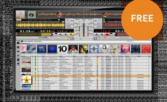 CrossDJ Free 2.4 - Το καλύτερο DJing Λογισμικό το 2010 και το 2011 Skin_c10